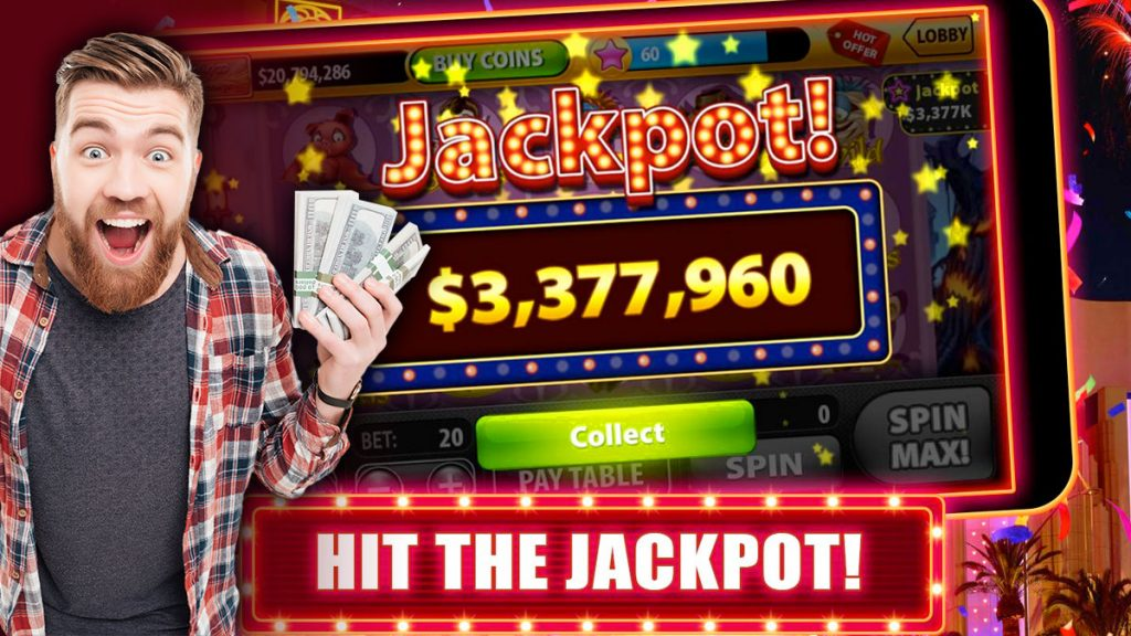 Types of Jackpot For Online Slot Machines