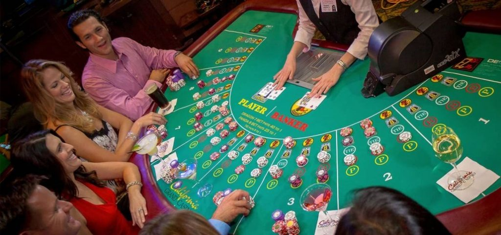 Three Ways to Win in Baccarat