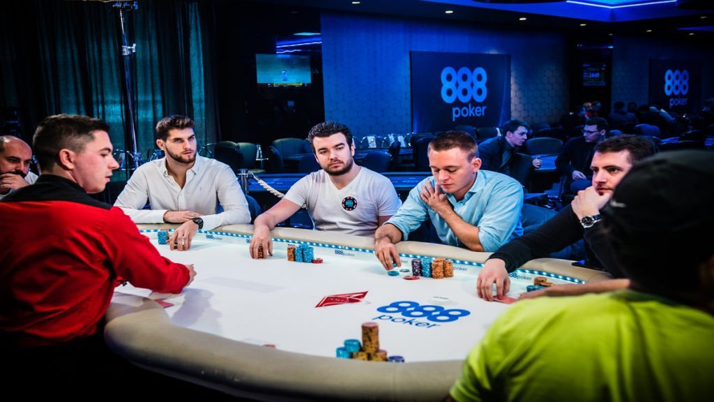 Poker Tournament Overview