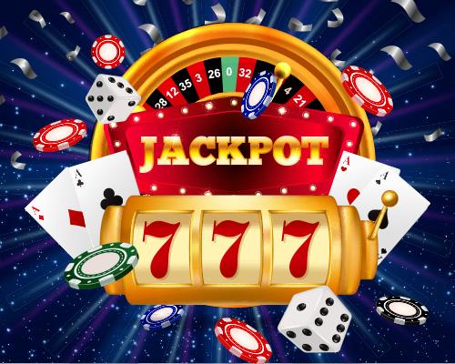 Types of Jackpot That Are Commonly Gained in Slot Machine Games