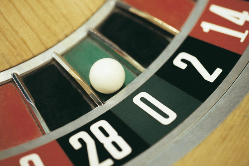 What Really Counts in Roulette House Odds?